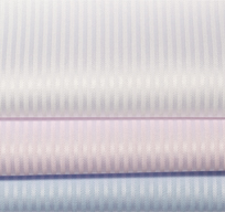 纯棉粗条纹衬衫面料