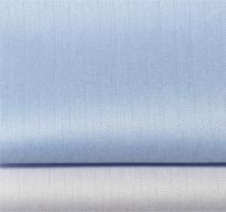 纯棉对称斜纹衬衫面料