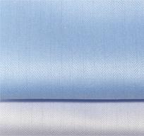 纯棉易烫斜纹衬衫面料
